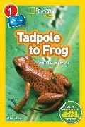 Cover-Bild zu National Geographic Readers: Tadpole to Frog (L1/Co-reader) von Evans, Shira