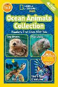 Cover-Bild zu National Geographic Readers: Ocean Animals Collection von National Geographic Kids