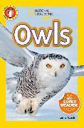 Cover-Bild zu National Geographic Readers: Owls von Marsh, Laura