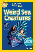 Cover-Bild zu National Geographic Readers: Weird Sea Creatures von Marsh, Laura