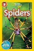 Cover-Bild zu National Geographic Readers: Spiders von Marsh, Laura