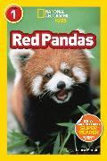 Cover-Bild zu National Geographic Readers: Red Pandas von Marsh, Laura