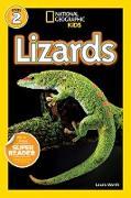 Cover-Bild zu National Geographic Readers: Lizards von Marsh, Laura