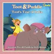 Cover-Bild zu Toot and Puddle: Toot's Tour of India von Marsh, Laura