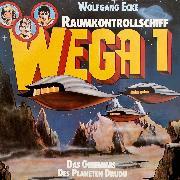 Cover-Bild zu Ecke, Wolfgang: Raumkontrollschiff WEGA 1, Das Geheimnis des Planeten Drudu (Audio Download)