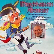 Cover-Bild zu Bürger, Gottfried August: Münchhausens Abenteuer (Audio Download)