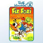 Cover-Bild zu Tanaka, Toyo: Fix und Foxi, Folge 8: Abenteuer auf einer geheimnisvollen Insel (Audio Download)
