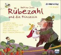 Cover-Bild zu Rübezahl und die Prinzessin von Janis, Bettina