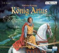 Cover-Bild zu König Artus und die Ritter der Tafelrunde von Koinegg, Karlheinz