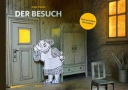 Cover-Bild zu Damm, Antje: Antje Damm, Der Besuch. Kamishibai
