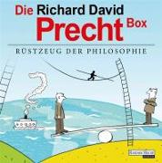 Cover-Bild zu Precht, Richard David: Die Richard David Precht Box - Rüstzeug der Philosophie