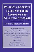 Cover-Bild zu Stuart, Douglas T.: Politics and Security in the Southern Region of the Atlantic Alliance (eBook)