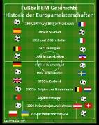 Cover-Bild zu Fußball EM Geschichte - Historie der Europameisterschaften (eBook) von Kloss, Martina