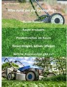 Cover-Bild zu Alles rund um die Rasenpflege (eBook) von Kloss, Martina
