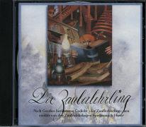 Cover-Bild zu Der Zauberlehrling von Goethe, Johann Wolfgang von (Nach Erz.)