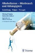 Cover-Bild zu Soyka, Michael: Alkoholismus - Mißbrauch und Abhängigkeit (eBook)