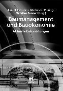 Cover-Bild zu Wunschel, Axel (Zus. mit): Baumanagement und Bauökonomie (eBook)