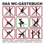 Cover-Bild zu Breunig, Andrea: Das WC-Gästebuch
