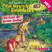 Cover-Bild zu Osborne, Mary Pope: Im Land der ersten Siedler (Audio Download)