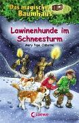 Cover-Bild zu Pope Osborne, Mary: Das magische Baumhaus 44 - Lawinenhunde im Schneesturm