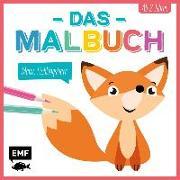 Cover-Bild zu Das Malbuch - Meine Lieblingstiere