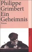 Cover-Bild zu Grimbert, Philippe: Ein Geheimnis