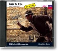Cover-Bild zu Jan & Co. 09. Gfährlichi Überwachig von Hollenstein, David
