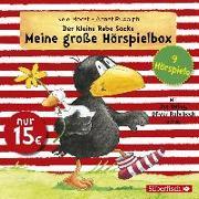 Cover-Bild zu Der kleine Rabe Socke - Meine große Hörspielbox von Moost , Nele