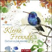 Cover-Bild zu Jane Crowther - Geburtstagskalender Kleine Freunde