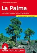 Cover-Bild zu Wolfsperger, Klaus: La Palma (Rother Guía excursionista)