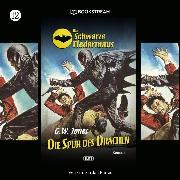 Cover-Bild zu Jones, G. W.: Die Spur des Drachen - Die Schwarze Fledermaus, Folge 12 (Ungekürzt) (Audio Download)