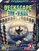 Cover-Bild zu Deckscape - Raub in Venedig von Chiacchiera, Martino