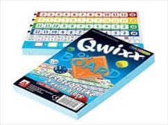 Cover-Bild zu Qwixx on Board - Ersatzblöcke