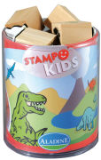 Cover-Bild zu Stampo Kids - Dinosaurier