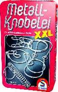 Cover-Bild zu Metall-Knobelei XXL