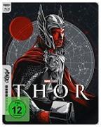 Cover-Bild zu Tayloe, Alan (Reg.): Thor - 4K UHD Mondo Steelbook Edition