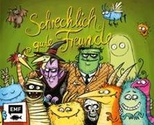 Cover-Bild zu Schrecklich gute Freunde! von Bertrand, Fréderic (Illustr.)