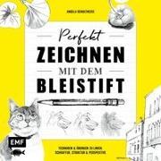 Cover-Bild zu Perfekt zeichnen mit dem Bleistift von Schultheiss, Angela