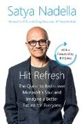 Cover-Bild zu Nadella, Satya: Hit Refresh Intl