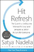 Cover-Bild zu Nadella, Satya: Hit Refresh