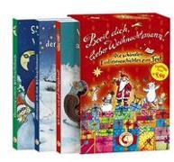 Cover-Bild zu Loewe Erstlesebücher (Hrsg.): Beeil dich, lieber Weihnachtsmann!