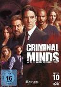 Cover-Bild zu Kershaw, Glenn (Reg.): Criminal Minds - 10. Staffel