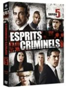 Cover-Bild zu Kershaw, Glenn (Reg.): Esprits Criminels - Saison 5