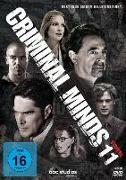 Cover-Bild zu Kershaw, Glenn (Reg.): Criminal Minds - 11. Staffel