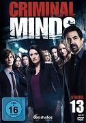 Cover-Bild zu Kershaw, Glenn (Reg.): Criminal Minds - 13. Staffel