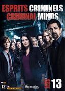 Cover-Bild zu Kershaw, Glenn (Reg.): Esprits Criminels - Saison 13