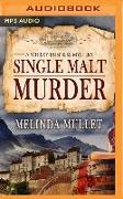 Cover-Bild zu Mullet, Melinda: Single Malt Murder