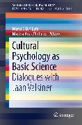 Cover-Bild zu eBook Cultural Psychology as Basic Science