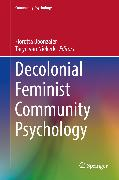 Cover-Bild zu eBook Decolonial Feminist Community Psychology