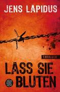 Cover-Bild zu Lapidus, Jens: Lass sie bluten